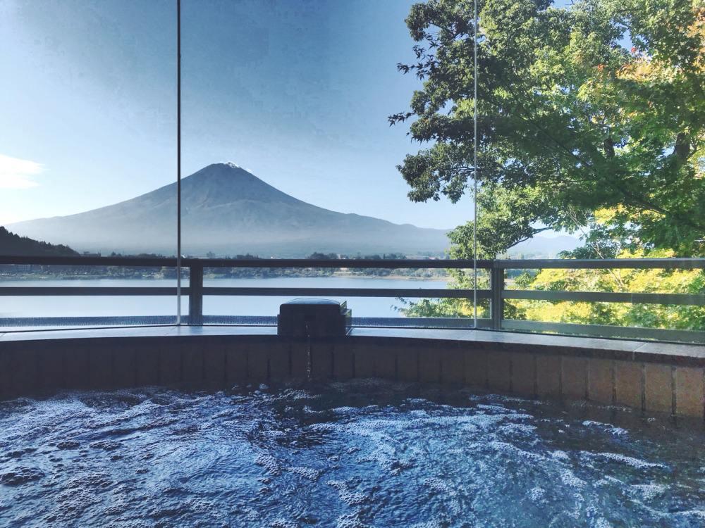日本温泉酒店带薪实习