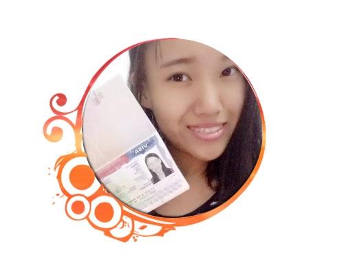 美国互惠生:Serena Shang