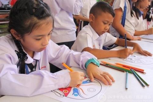泰国多地中文教师