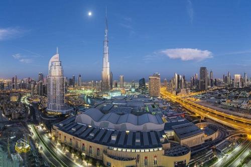 迪拜购物中心销售